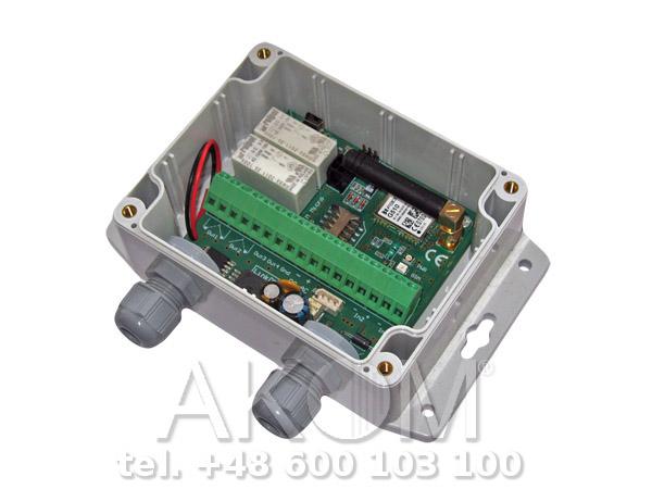 LinkDM LMD GSM Sealbox uniwersalny moduł powiadomienia i zdalnego sterowania G